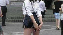 """Váy ngắn bị quay lén bên dưới đến mốt """"toang vòng 3"""" nhiều hiểm họa của phụ nữ Nhật"""