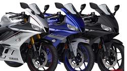 Yamaha YZF-R25 ABS 2020 thêm màu Bạc mờ mới, giá 128 triệu đồng