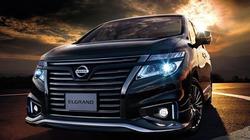 Nissan Elgrand - mẫu MPV cao cấp tung ra phiên bản đặc biệt, giá từ 923 triệu đồng