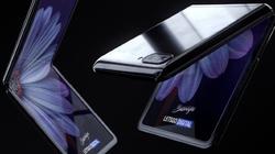"""Galaxy Z Flip sẽ có màn hình gập lại """"độc nhất vô nhị"""""""