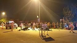 2 xe máy đối đầu trong đêm, 5 người thương vong