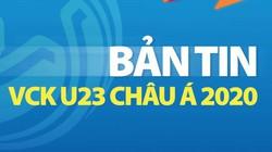 Bản tin VCK U23 Châu Á 2020: Nỗi thất vọng mang tên AFC