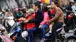 Đi xe máy không đội mũ bảo hiểm dịp Tết Canh Tý 2020 bị phạt thế nào?