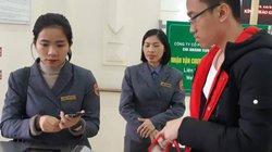 Người dân bắt đầu đổ dồn về bến xe ga tàu về nghỉ Tết Nguyên Đán
