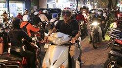 Cận Tết Nguyên đán Canh Tý, giao thông Thủ đô càng ùn tắc