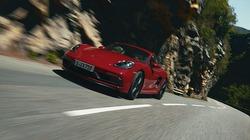 Bộ đôi siêu phẩm Porsche 718 Cayman GTS 4.0 và Boxster GTS 4.0 trình làng