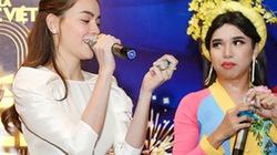 Hồ Ngọc Hà mặc áo dài hát lô tô bằng tiếng Thái khiến ai cũng choáng