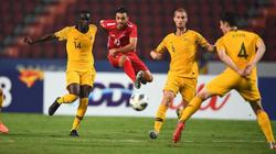 Nhọc nhằn đánh bại Syria, U23 Australia giành vé bán kết