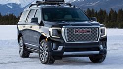 GMC trình lãng mẫu SUV cỡ lớn Yukon thế hệ mới tại thị trường Bắc Mỹ