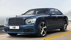 Chiêm ngưỡng Bentley Mulsanne 6.75 Edition sản xuất giới hạn 30 chiếc toàn cầu