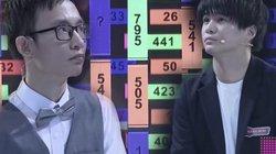 """""""Phù thủy toán học"""" Huy Hoàng hạ gục """"Thần đồng toán logic"""" Nhật Bản tại Siêu trí tuệ VN"""