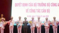 7 lãnh đạo CA Hà Nội vừa được Bộ Công an điều động, bổ nhiệm là ai?