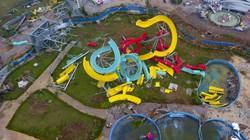 Cận tết, công viên nước 200 tỷ bị xóa bỏ, người dân xót xa