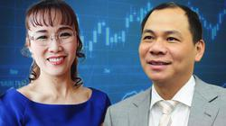 Tổng tài sản các tỷ phú đô la Việt thay đổi thế nào trong năm 2019?