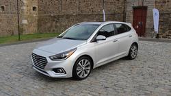Hyundai Accent trình làng phiên bản hatchback 5 cửa, giá từ 352 triệu đồng