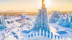Đến vương quốc băng kỳ ảo rộng lớn nhất thế giới