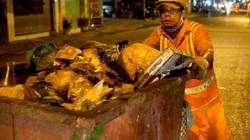 TP.HCM: Gần 2.000 công nhân vệ sinh phục vụ người dân trong dịp tết
