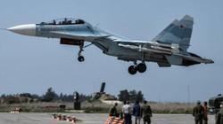 Phiến quân tấn công dữ dội căn cứ không quân Nga ở Syria