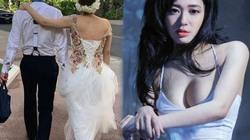 """Đám cưới """"thánh nữ Nhật Bản"""" gây sốc: Dung mạo chú rể mới thật bất ngờ"""