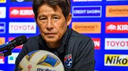"""HLV Nishino so sánh """"ngược đời"""" giữa U23 Thái Lan và U23 Việt Nam"""