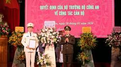 Đại tá Hà Văn Tuyên được bổ nhiệm làm Giám đốc Công an Lai Châu