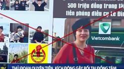 Xử lý nghiêm những kẻ kêu gọi quyên tiền, ủng hộ nhóm chống đối ở Đồng Tâm
