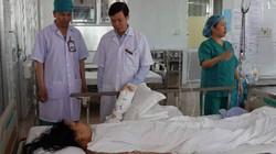 Vụ cô gái Bình Định bị chém đứt lìa tay: Mâu thuẫn khi đi tiểu tiện