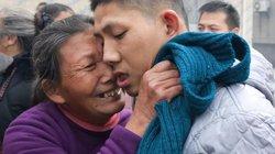 Người đàn ông tâm thần đón Tết với gia đình sau 10 năm lưu lạc