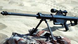 Sức mạnh đáng sợ của súng trường bắn tỉa Mỹ