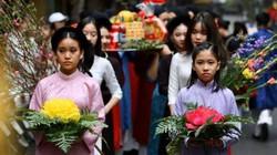 Hình ảnh quá khứ xuất hiện ở phố cổ Tết Canh Tý 2020 khiến dân chúng bồi hồi