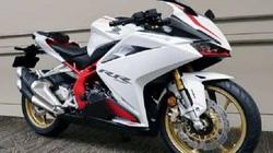 Lộ diện Honda CBR250RR 2020 mới, màu sắc nổi bật