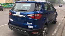 Ford EcoSport 2020 lộ hình ảnh chạy thử tại Hải Dương, đối thủ cạnh tranh với Hyundai Kona