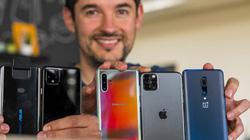 Doanh số smartphone năm nay sẽ thăng hạng