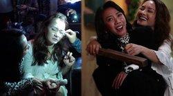Bảo Thanh gặp tai nạn kỳ lạ trên phim trường, bị Thu Trang tuyên bố cạch mặt