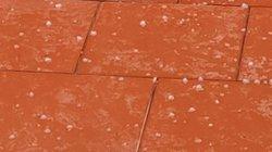 Nhiều tỉnh xuất hiện mưa đá ngày 30 Tết