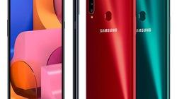 Mới đầu năm, Samsung đã để lộ điện thoại giá rẻ cực chất