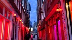 Tâm sự của những người sống ở phố đèn đỏ Amsterdam