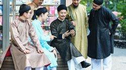 Khôi phục truyền thống mặc áo dài nam - Quốc phục mang nhiều đạo lý