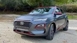 """Hyundai Kona phiên bản """"Iron Man"""", giá từ 731 triệu đồng"""