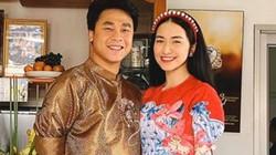 Hậu tin đồn bí mật sinh con, Hòa Minzy và bạn trai thiếu gia đón Tết thế nào?