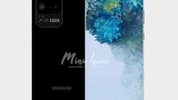 Hình ảnh kết xuất làm lộ diện tính năng khủng của Galaxy S20 Ultra