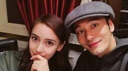 Virus Corona hoành hành, vợ chồng Huỳnh Hiểu Minh – Angela Baby có động thái bất ngờ