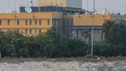 3 tên lửa bắn thẳng vào bên trong Đại sứ quán Mỹ ở Iraq