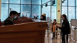 Lạng Sơn: Dịch virus Corona, người nhập cảnh lần lượt kê khai y tế