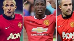 5 chữ ký cuối cùng của Sir Alex Ferguson đang phiêu bạt nơi nào?