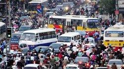 Hà Nội quyết không để ùn tắc giao thông kéo dài trên 30 phút