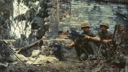 Hình ảnh lính Mỹ co cụm khi bị tấn công bất ngờ Tết Mậu Thân 1968