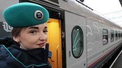 Mỹ trừng phạt công ty đường sắt Nga vì Crimea, chọc giận Putin