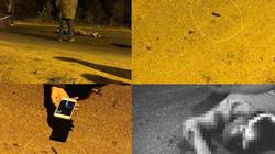 Khoảnh khắc tài xế xe ôm công nghệ trước lúc bị bắn chết ở Sài Gòn