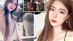 """Cô gái Thái xinh đẹp """"mắc kẹt"""" tại Vũ Hán chia sẻ nỗi sợ ở vùng tâm dịch"""